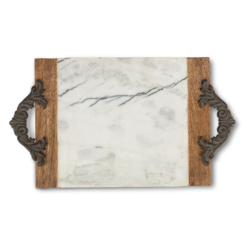 $96.00 Large Marble Cutting/Serving Board/Tray