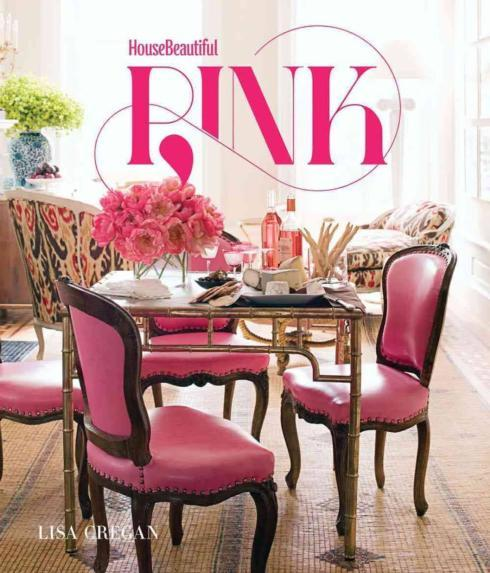"$24.95 House Beautiful ""Pink"" book"
