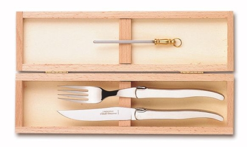 $160.00 Serving Knife & Fork