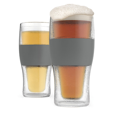 $32.95 Set of Two Pint Beer Glasses