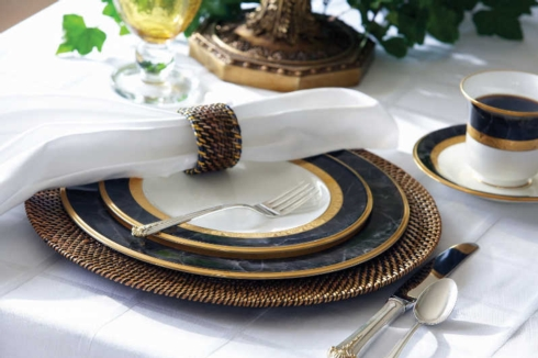 $22.00 Rattan Charger