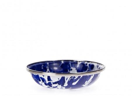 $6.50 Cobalt Swirl Tasting Dish