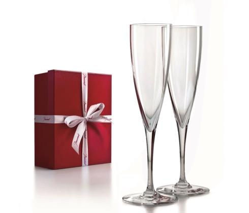 $260.00 Dom Perignon Champagne Flute - Set of 2