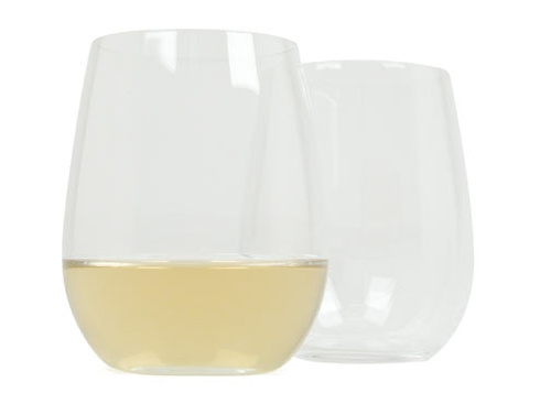 $30.00 Riedel-O - Viognier/Chardonnay - Pair of glasses