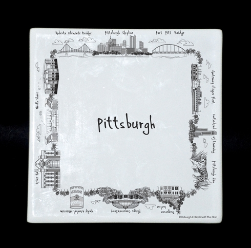 $20.00 Pittsburgh Trivet