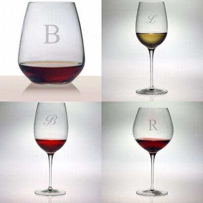 $65.00 Susquehanna Glass Ballon Wine Glass (Set of 4 )