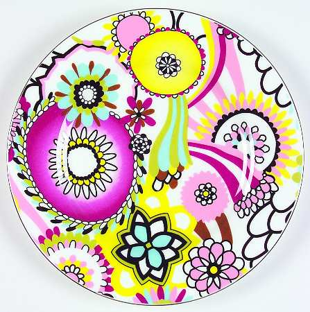 $83.00 Dessert Plate