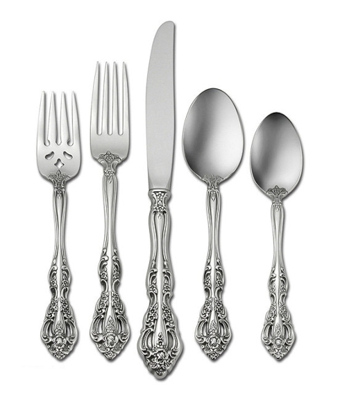 $50.00 Michelangelo 5pc Placesetting