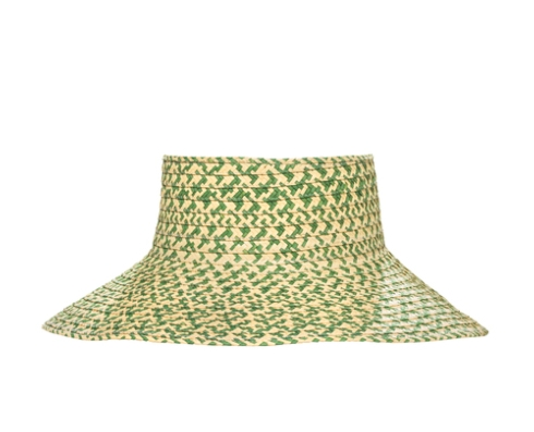 $48.00 Green Palisades Sunvisor