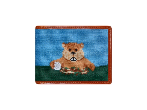 $115.00 Caddyshack Needlepoint Wallet