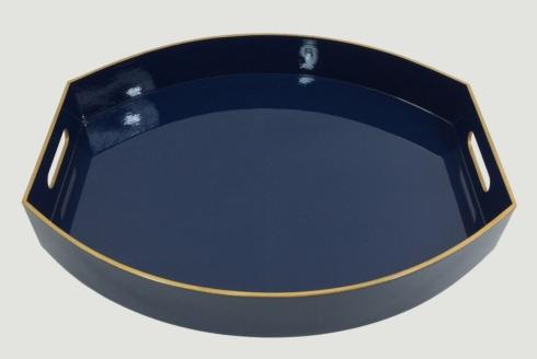 $96.95 Ellipse Tray (Navy)