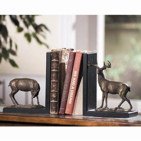 $239.00 Deer Bookends