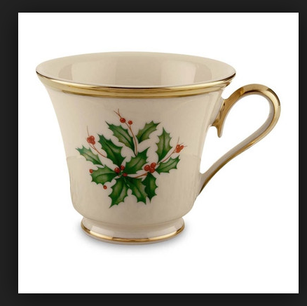 $32.95 Holiday Cup 6oz