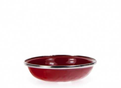 $6.95 Solid Red Tasting Dish