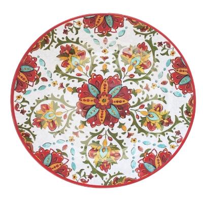 $40.95 Allegra Red Family Style Platter