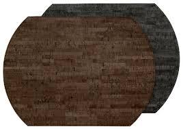 $18.95 Cork Placemat ~ Mink/Charcoal