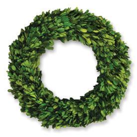 $45.95 Boxwood Medium Wreath