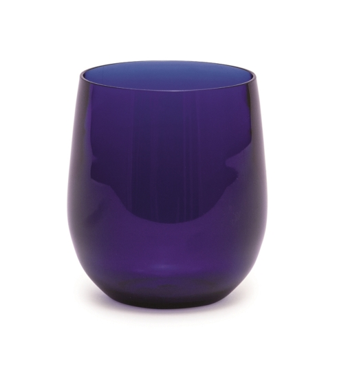 $7.95 Acrylic Tumbler ~ Cobalt