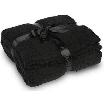 $149.95 Barefoot Dreams Bamboo Chic Throw ~ Midnight