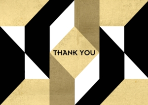 $9.95 Color Theory Thank You Note Box Set
