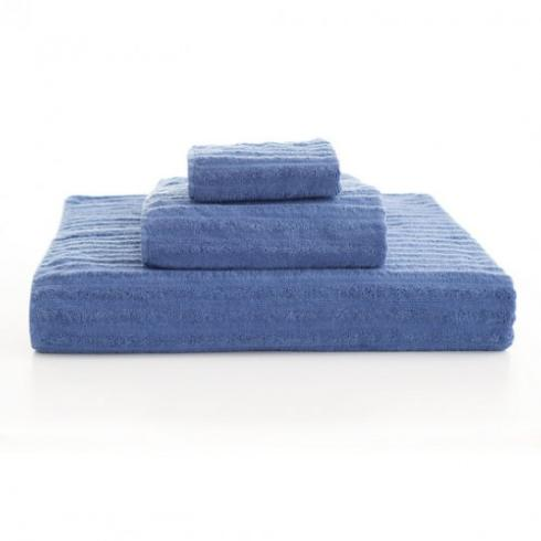 $68.00 Boyfriend Bath Towel ~ Storm Blue