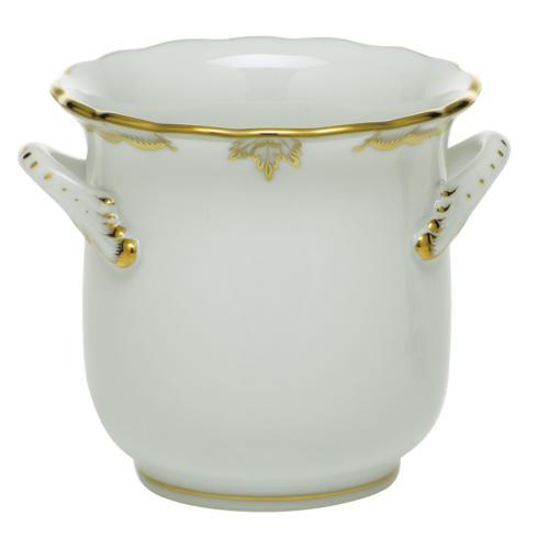 $210.00 Mini Cachepot with Handles - Multicolor