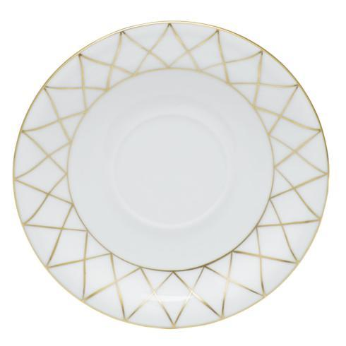$55.00 Tea Saucer - Multicolor