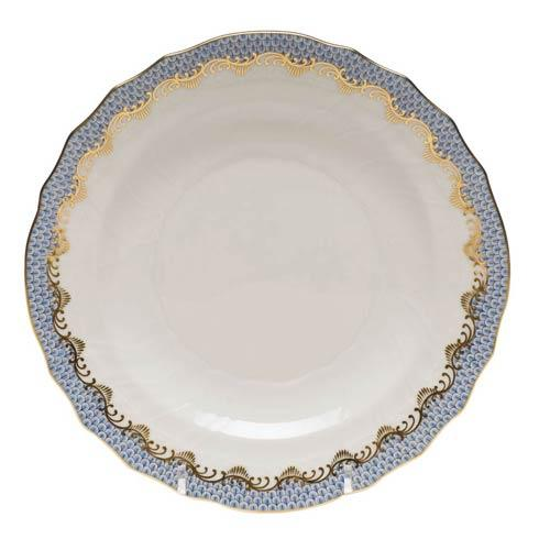 $195.00 Salad Plate - Light Blue