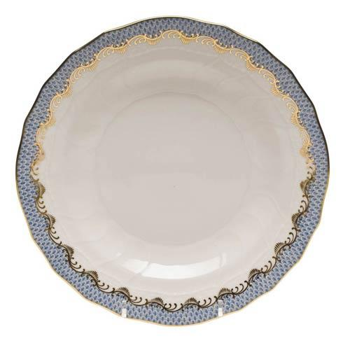 $215.00 Dessert Plate - Light Blue