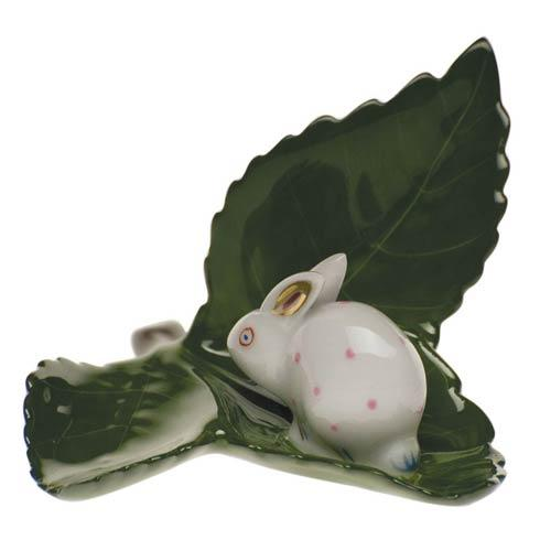 $75.00 Rabbit On Leaf