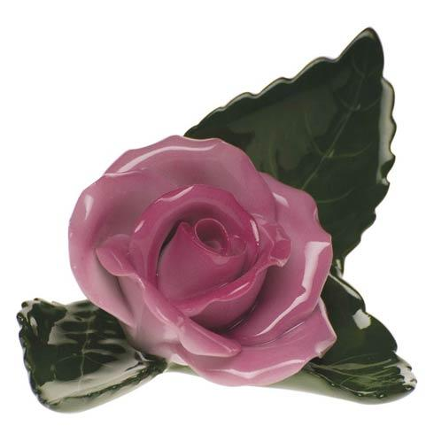 $60.00 Rose On Leaf