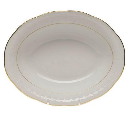 $125.00 Oval Veg Dish