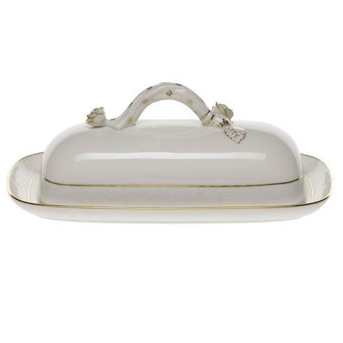$200.00 Butter Dish W/Branch