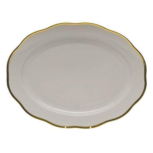 $360.00 Oval Platter