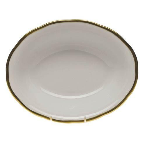 $175.00 Oval Veg Dish