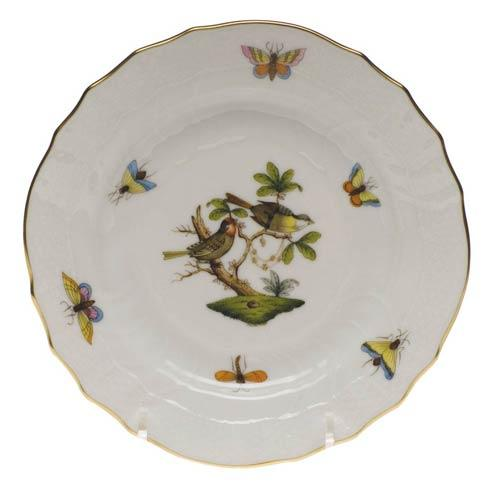 $110.00 Bread & Butter Plate - Mo 11