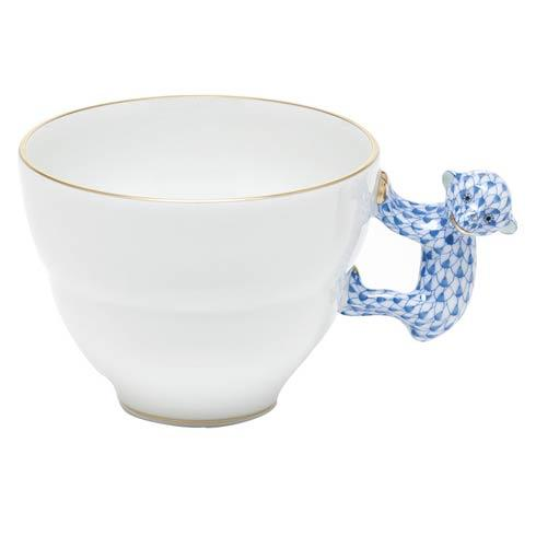 $235.00 Mug with Monkey Handle - Multicolor