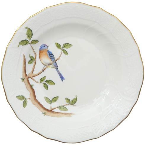 $165.00 Dessert Plate - Bluebird