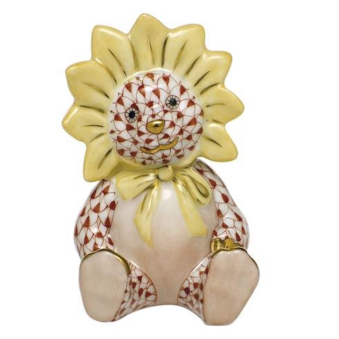 $350.00 Sunflower Bear - Rust