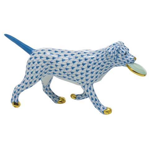 $395.00 Frisbee Dog - Blue
