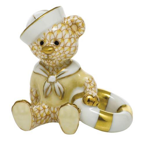 $325.00 Sailor Bear - Butterscotch