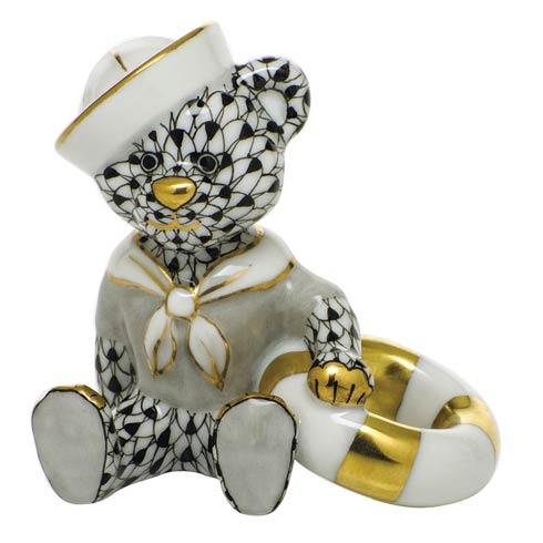 $325.00 Sailor Bear - Black