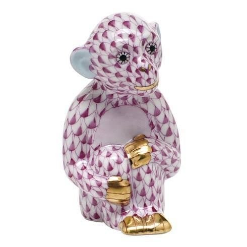 $275.00 Little Monkey - Raspberry