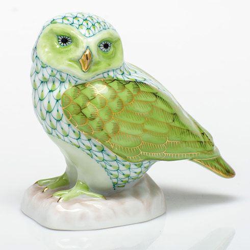 $350.00 Burrowing Owl - Key Lime