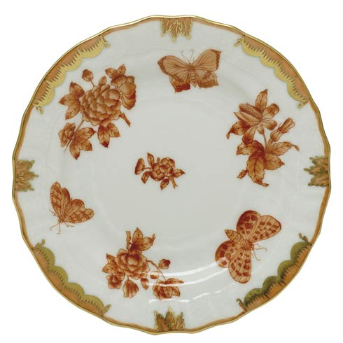 $135.00 Bread & Butter Plate - Multicolor
