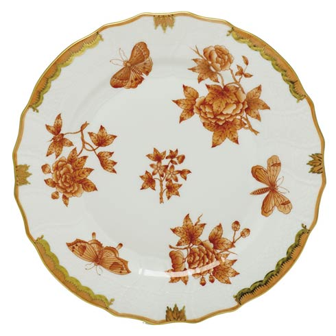 $205.00 Dinner Plate - Multicolor