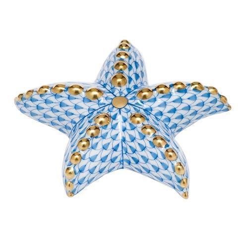 $245.00 Puffy Starfish - Blue