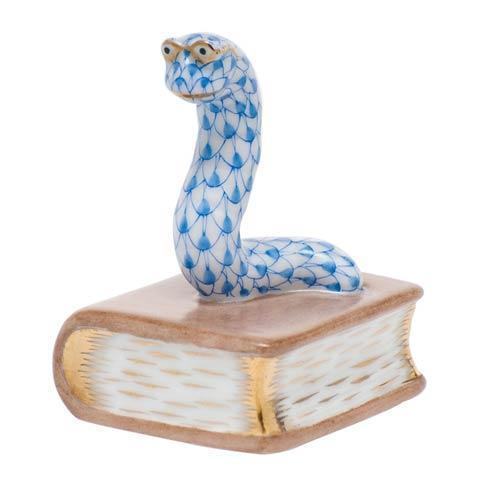 $215.00 Bookworm - Blue