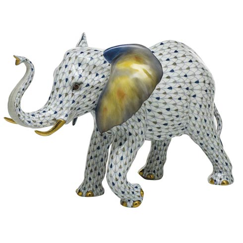 $3,750.00 Elephant - Multicolor