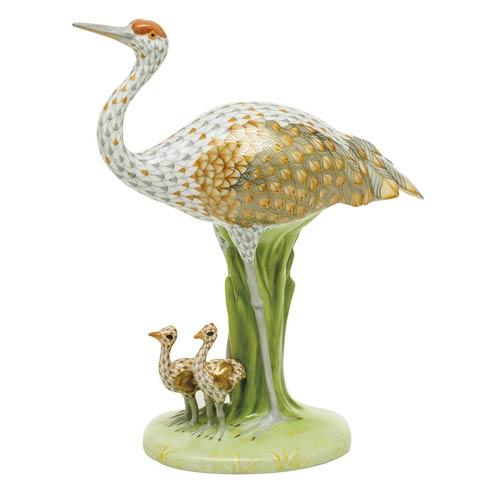 $2,450.00 Sand Hill Crane & Babies